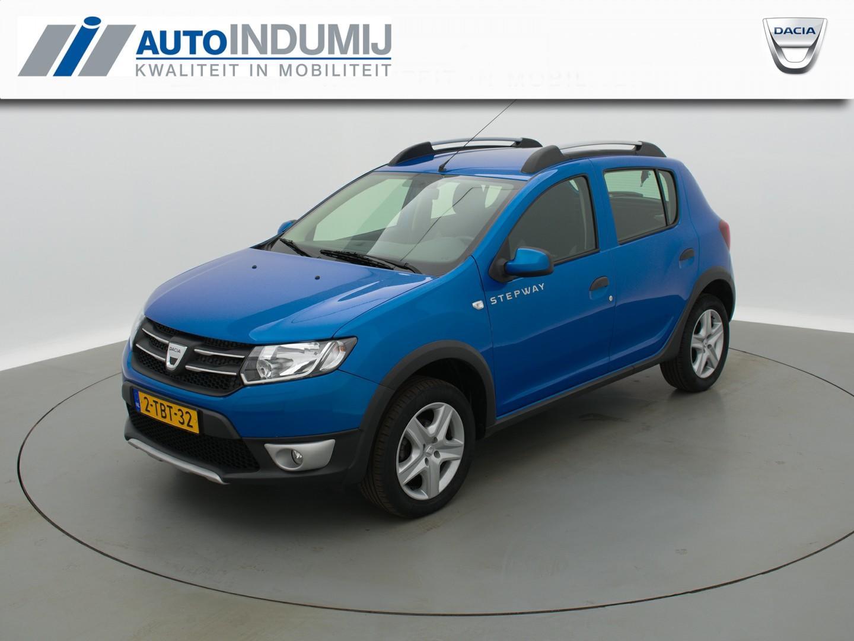 Dacia Sandero Tce 90 stepway lauréate / navigatie / parkeersensor / reservewiel /
