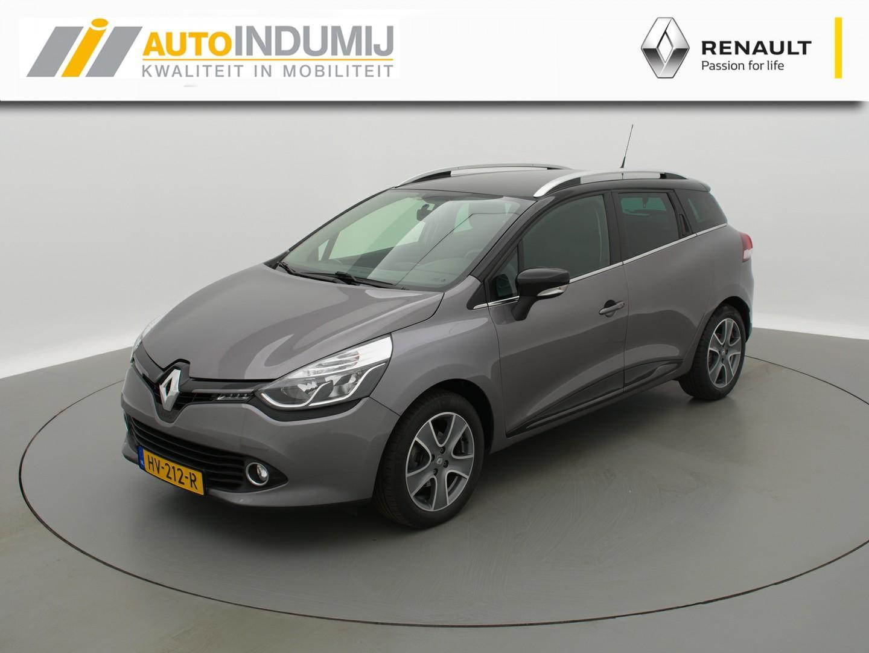 Renault Clio Estate tce 90 night & day / r-link navigatie / camera / airco / parkeersensoren