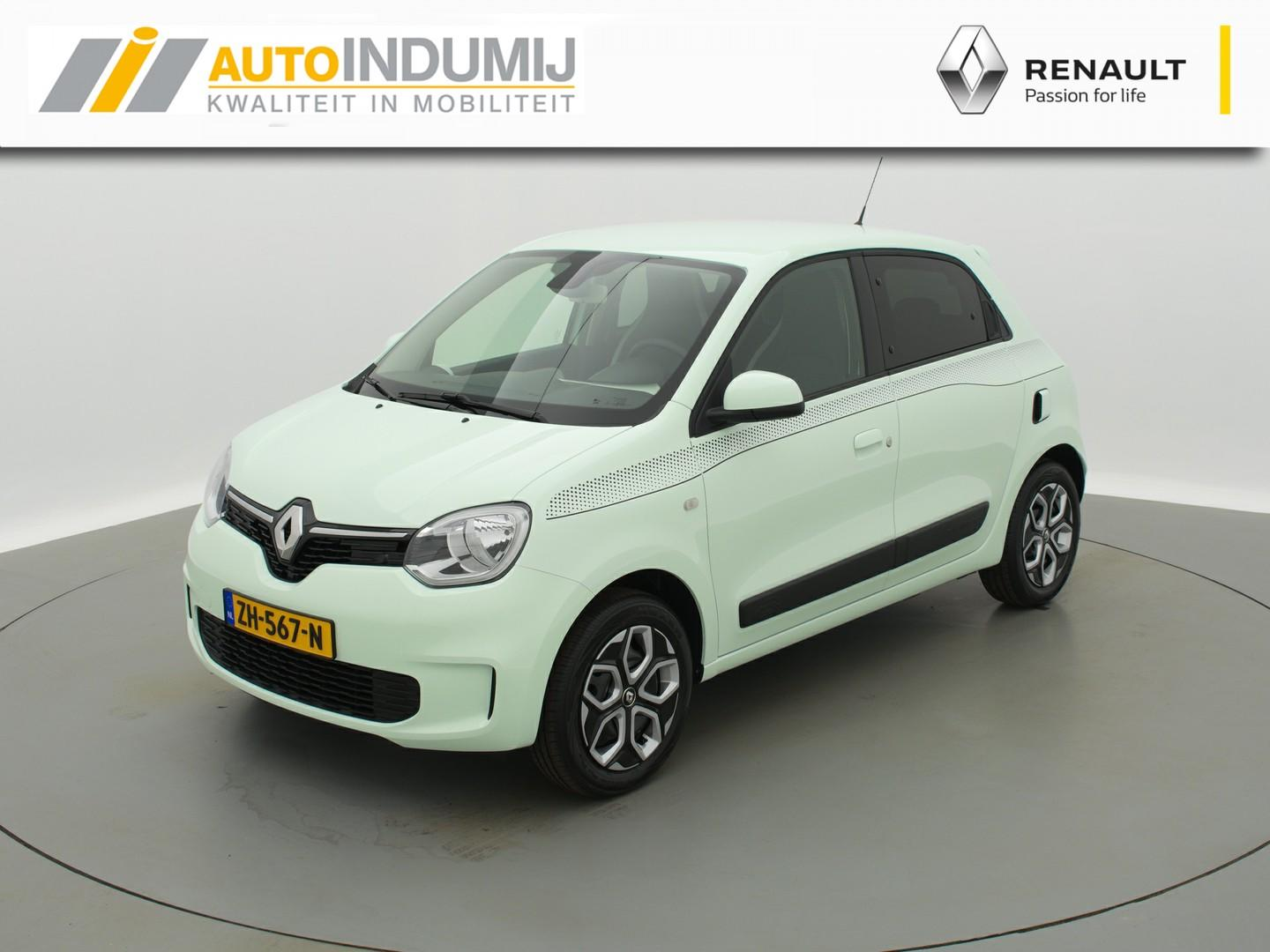 Renault Twingo Sce 75 collection / airco / privacy glas / apple carplay / android auto