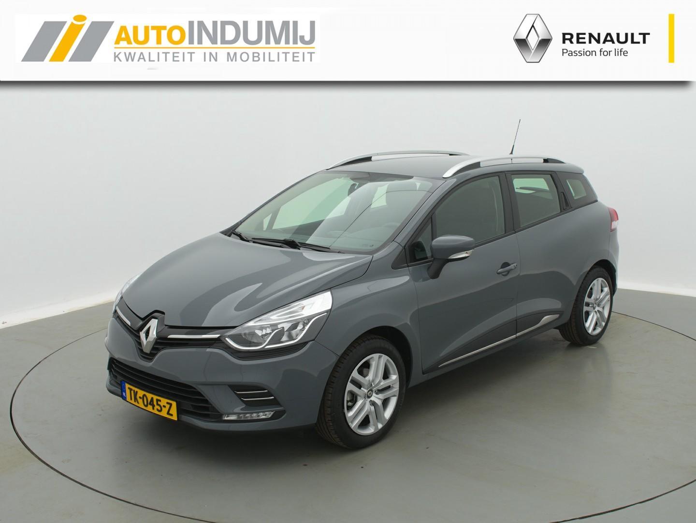 Renault Clio Estate tce 90 zen / airco / navi / parkeersensoren / reservewiel