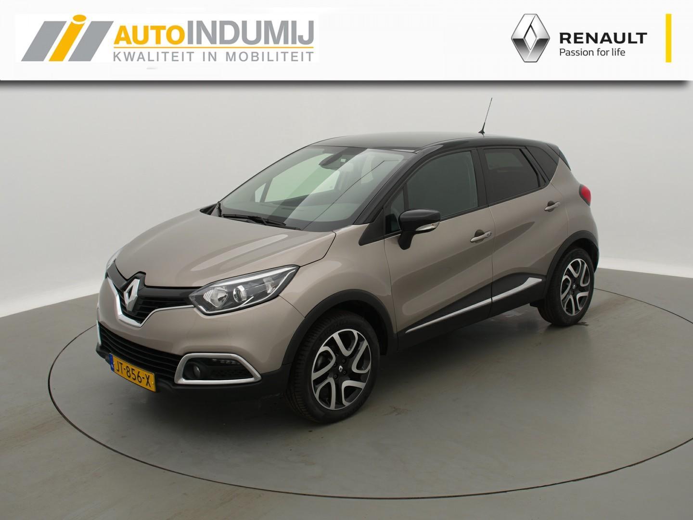 Renault Captur Tce 90 dynamique r-link navigatie / privacy glass /trekhaak / climate control