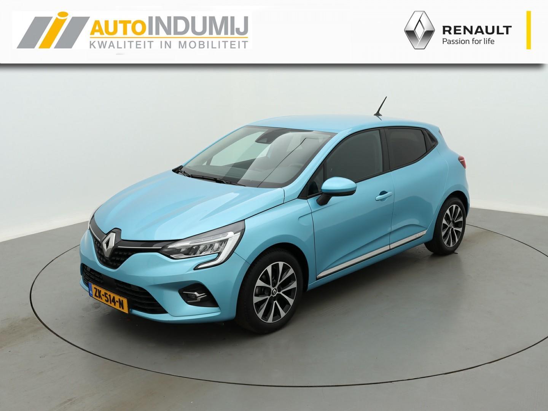 Renault Clio Tce 100 zen // pack style / easy-link / apple carplay / reservewiel