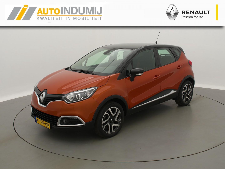 Renault Captur Tce 90 dynamique // navigatiesysteem / 17 inch lm velgen / parkeersensoren en camera / climate control