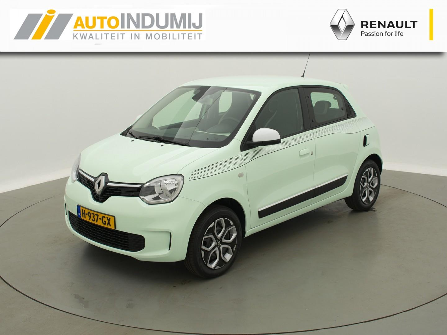 Renault Twingo Sce 75 collection //  bluetooth & usb / airco / audio / led