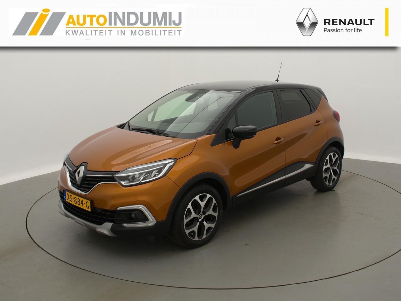 Renault Captur Tce 150 intens automaat // automaat / 150 pk ! / navigatiesysteem / inparkeersysteem / 17 inch lm velgen