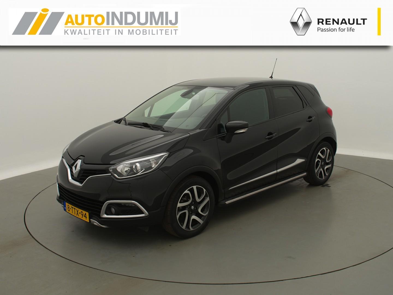 Renault Captur Tce 90 dynamique // navigatie / parkeersensoren en camera / sidesteps / climate control
