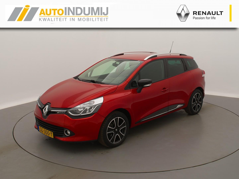 Renault Clio Estate tce 90 expression // lm velgen / airco / navigatiesysteem / bluetooth