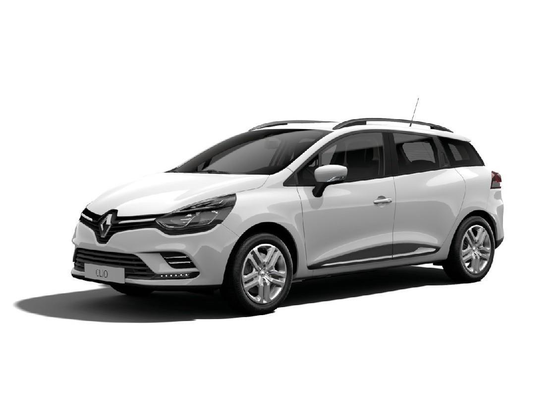 Renault Clio Estate tce 90 zen  / prijs = rijklaar / navigatie / airco / parkeersensoren / snel leverbaar!
