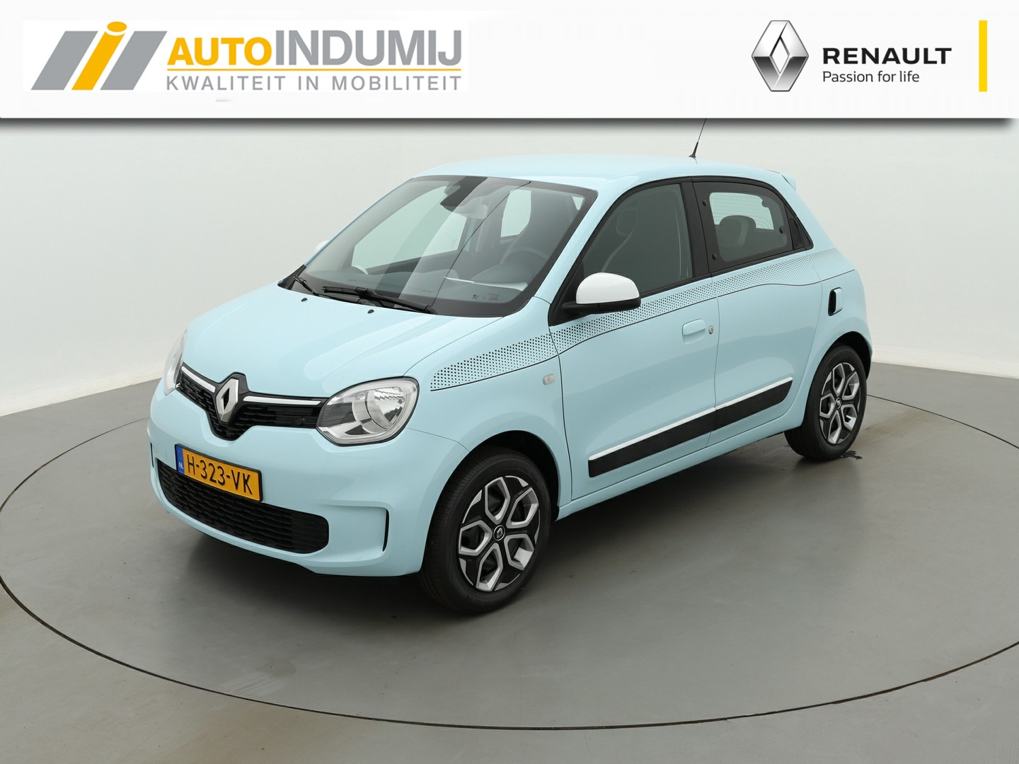 Renault Twingo Sce 75 collection  / airco / usb & bluetooth