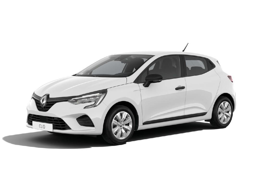 Renault Clio Tce 100 life (van € 17.640,-- voor € 16.440,--) / scherpe prijs voor luxe auto incl. airco / prijstopper / nu uit voorraad leverbaar !