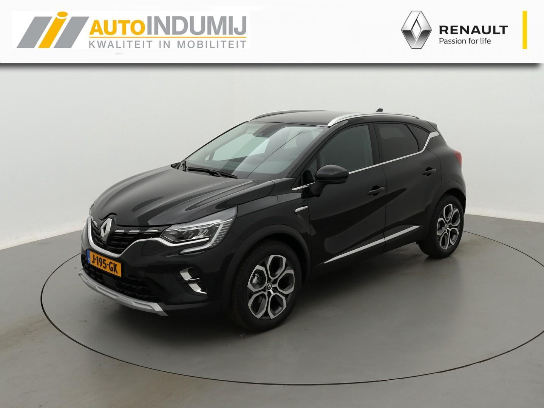 Renault Captur Tce 100 edition one / bose / navigatie europa / stoere uitvoering!