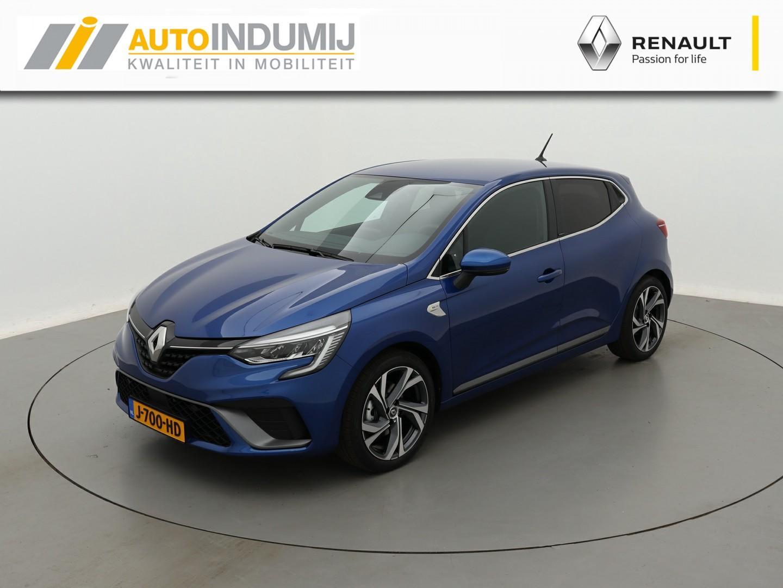 Renault Clio 140 hybrid r.s. line / beschikbaar voor proefritten / draadloze oplader / apple carplay & android auto