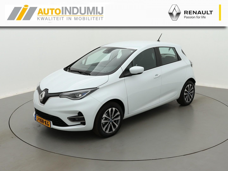 Renault Zoe z.e. 50 R135 zen accuhuur / pack city / 9,3'' easy link navigatie