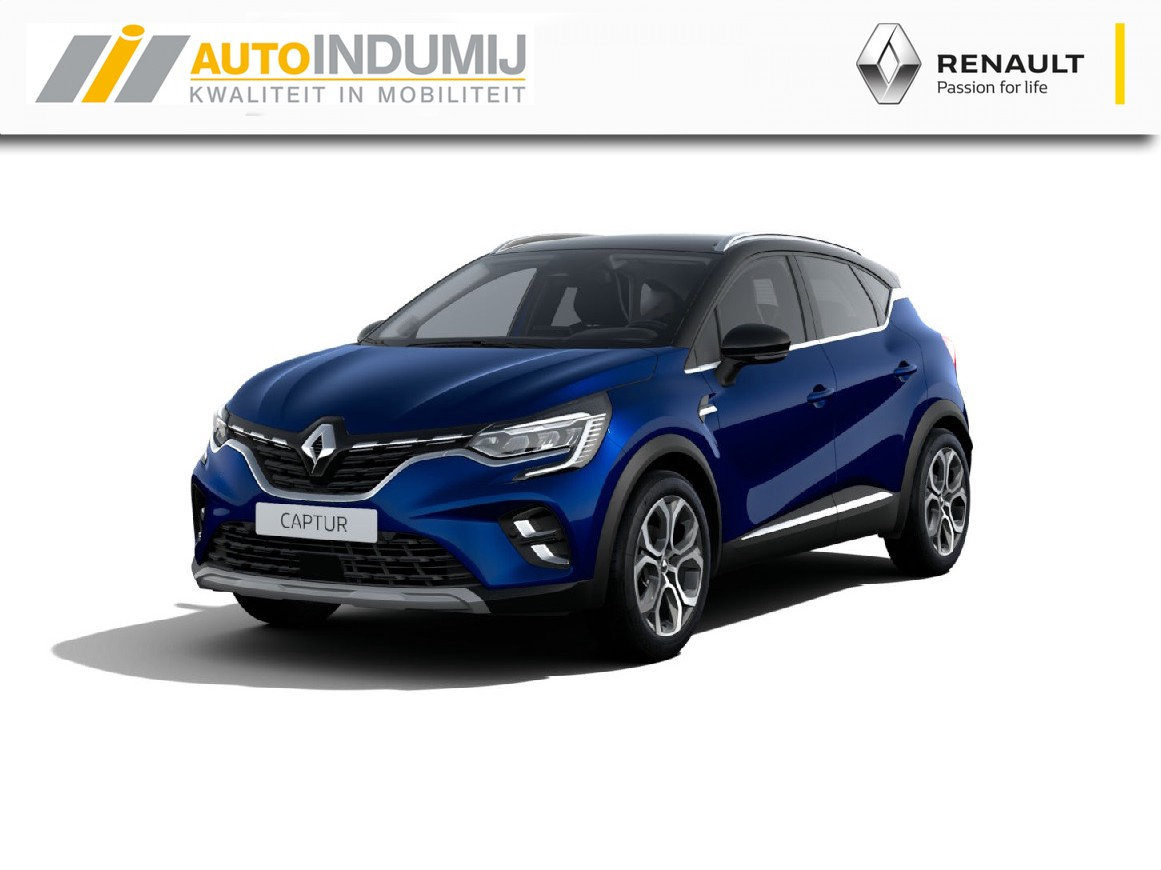 Renault Captur Tce 155 edc automaat edition one  / easy driving pack / zwevende console / voorruitverwarming