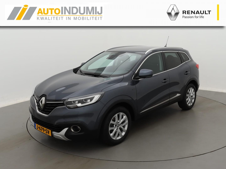 Renault Kadjar Tce 130 intens / easy life pack / metaalkleur / lichtmetalen velgen / navigatie