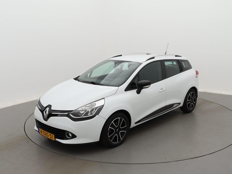 Renault Clio Estate tce 90 expression / pack intro / zwarte lichtmetalen velgen / navigatie