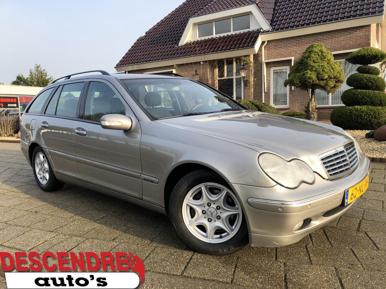 Mercedes-benz C-klasse Combi 220 cdi elegance vaste prijs