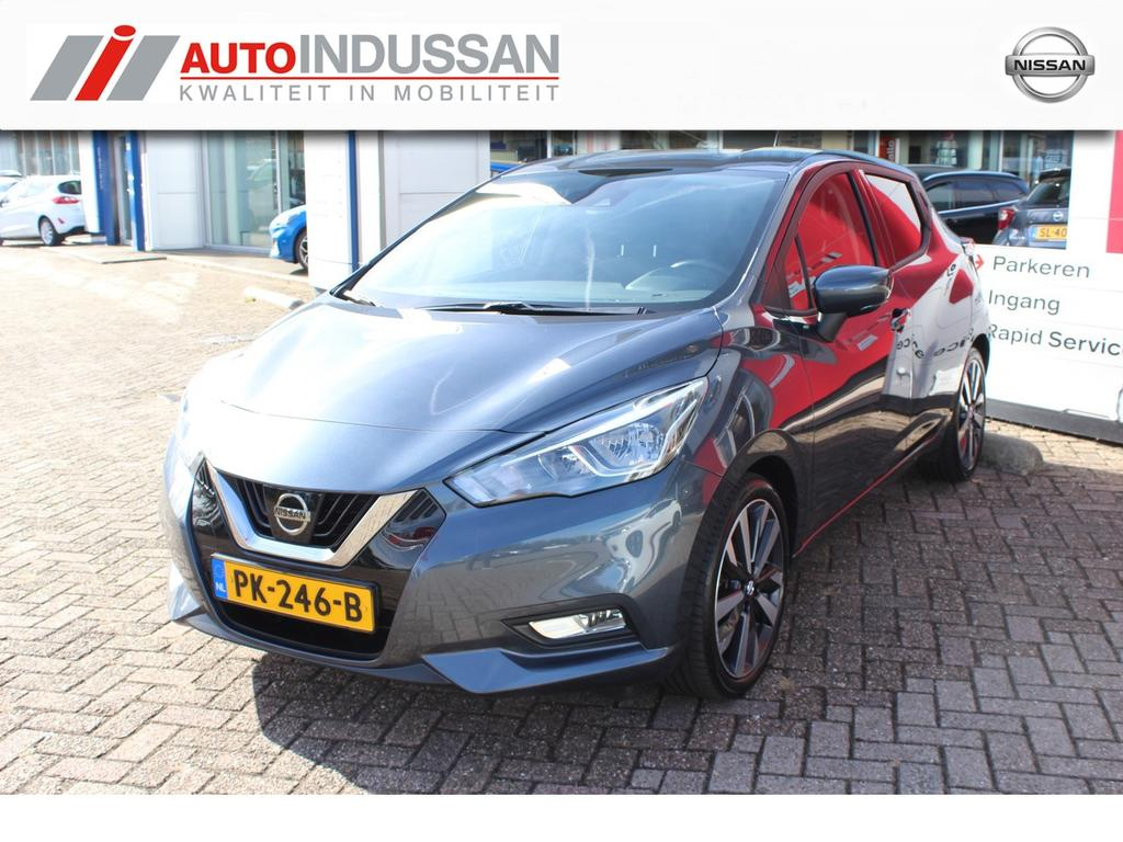 Nissan Micra 0.9 ig-t tekna / navi/ full options