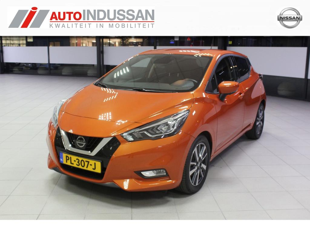 Nissan Micra 0.9 ig-t n-connecta / navi/ climate control