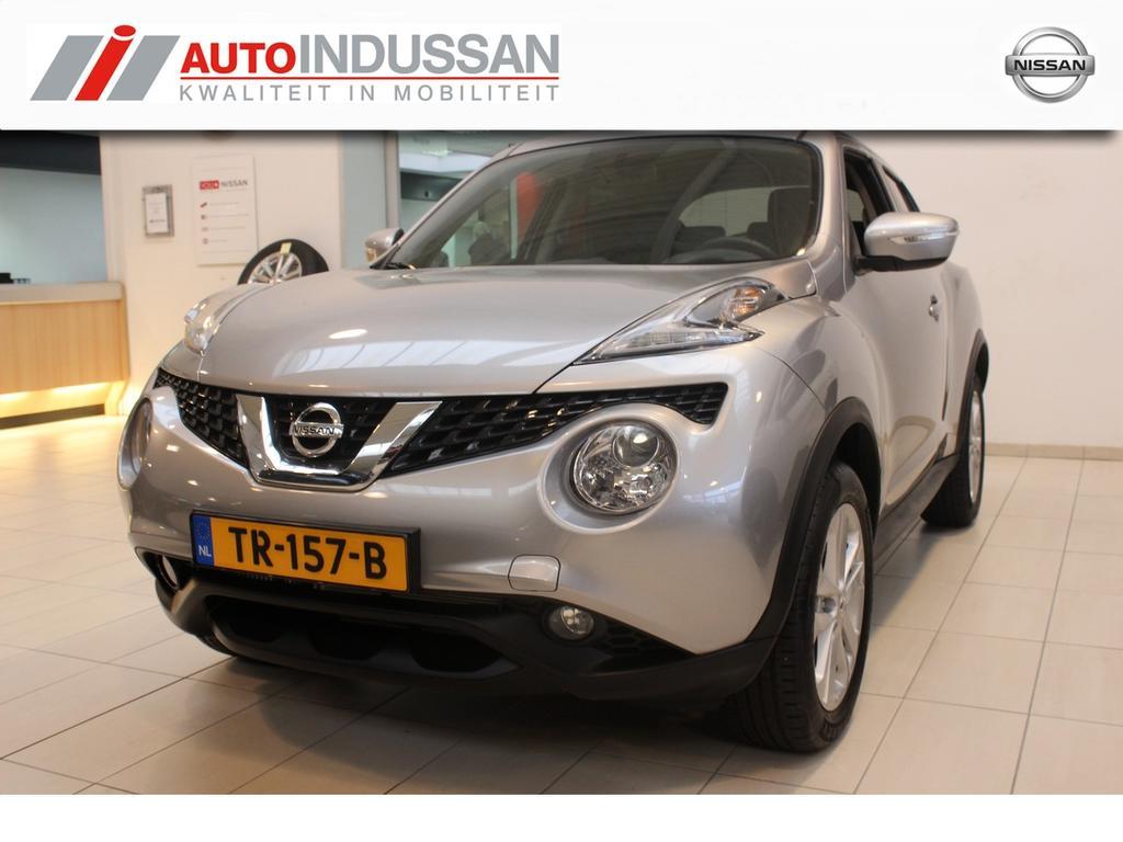 Nissan Juke 1.2 dig-t s/s acenta / navi/ climate control