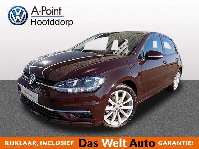 Volkswagen Golf 1.0 tsi 110pk 6bak 17inch alarm (facelift acc navigatie pdc)