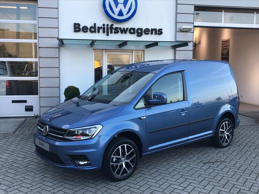Volkswagen Caddy 2.0 tdi l1h1 bmt exclusive edition **navi / xenon**