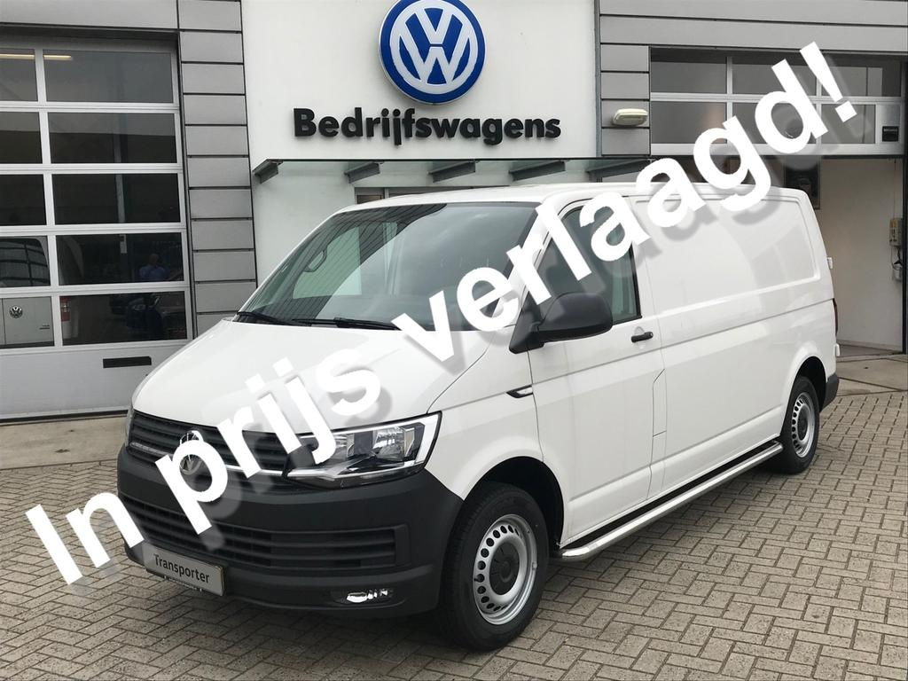 Volkswagen Transporter 2.0 tdi l2h1 114pk comfortline van € 29.501,- voor € 25.350,-