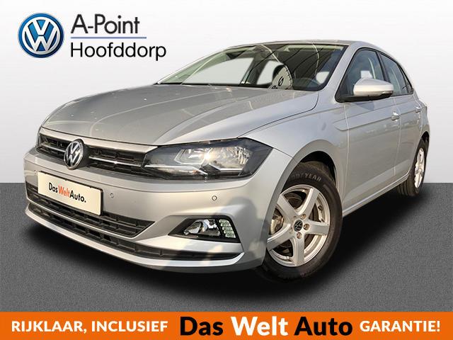 Volkswagen Polo 1.0 tsi 95pk model 2018 (airco parksensors middenarmsteun