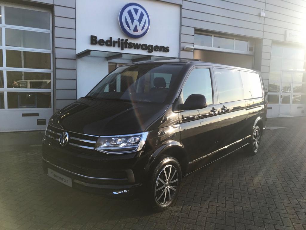 Volkswagen Transporter 2.0 tdi l2h1 dc exclusive edition (led / navi)