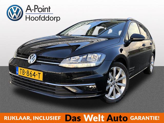 Volkswagen Golf Variant 1.0 tsi comfortline business (navigatie massagestoel acc)