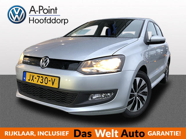 Volkswagen Polo 1.0tsi 95pk bluemotion navi -lmvelgen-middenarmsteun