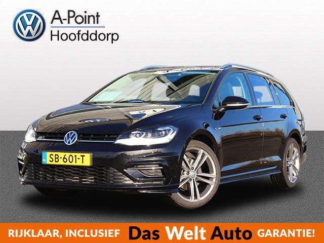 "Volkswagen Golf Variant 1.0 tsi 115pk dsg highline ""r"" (panoramadak camera-achter navi)"