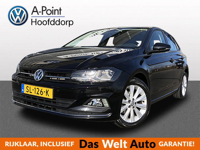 Volkswagen Polo 1.0 tsi 115pk dsg-aut!! highline (pdc + camera climate control stoelverwarming)