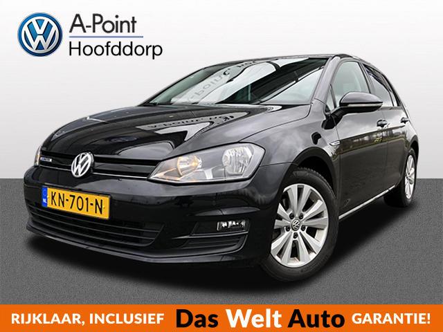 Volkswagen Golf 1.0 tsi 115pk dsg connect (navigatie alarmsysteem pdc+camera)