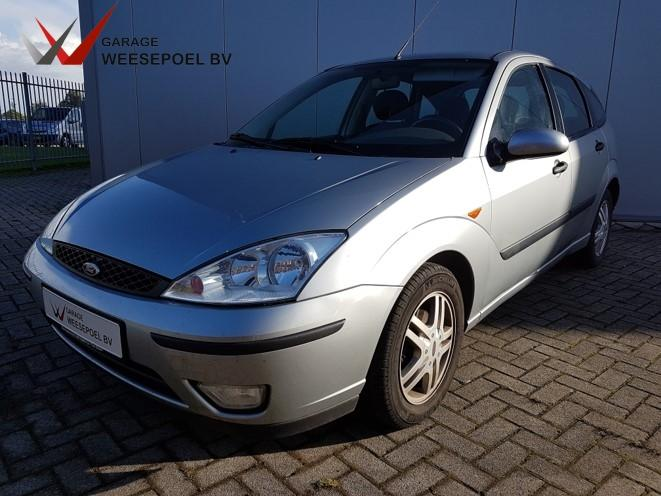 Ford Focus 1.6i trend 5d automaat airco