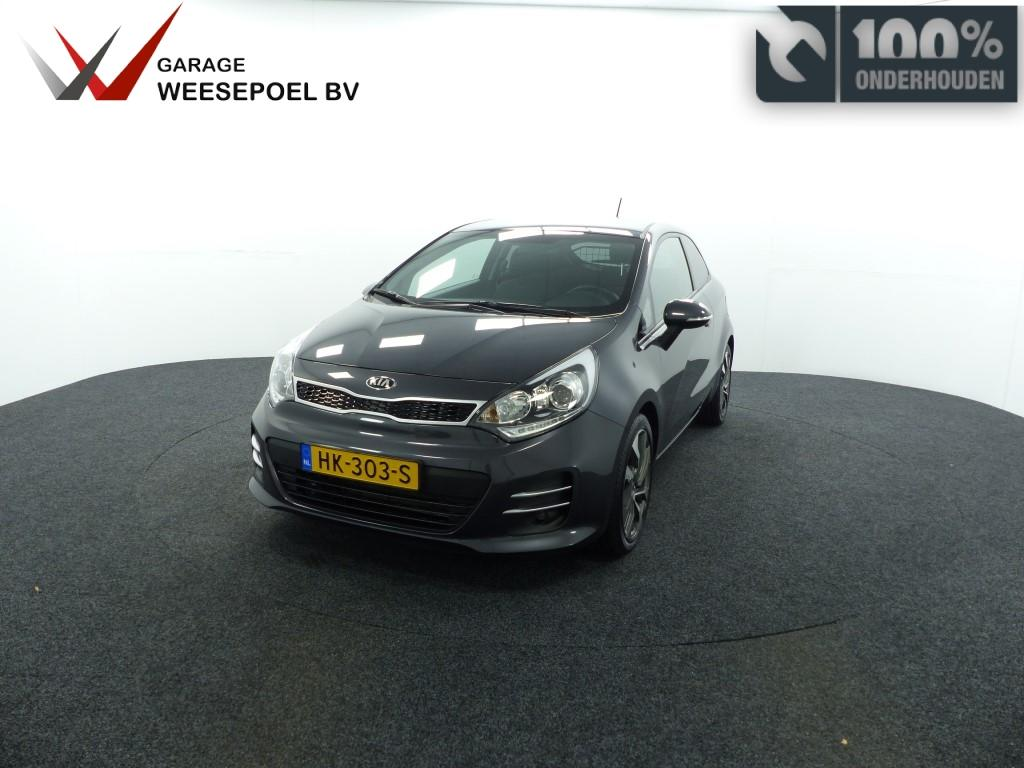 Kia Rio 1.2 executiveline 3-d - garantie 2022