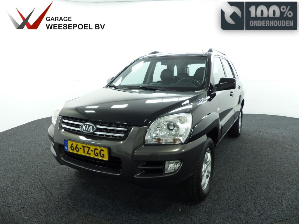 Kia Sportage 2.0 cvvt executive