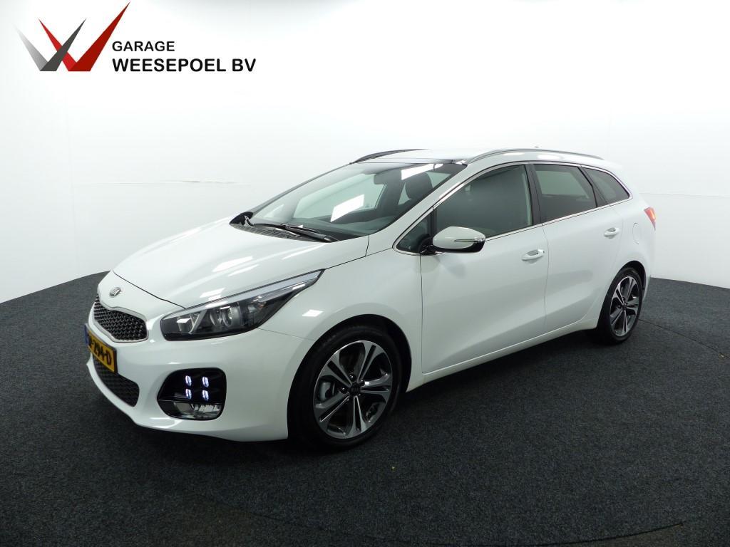 Kia Cee'd Sw 1.0 t-gdi gt-line edition 120pk - garantie 2025