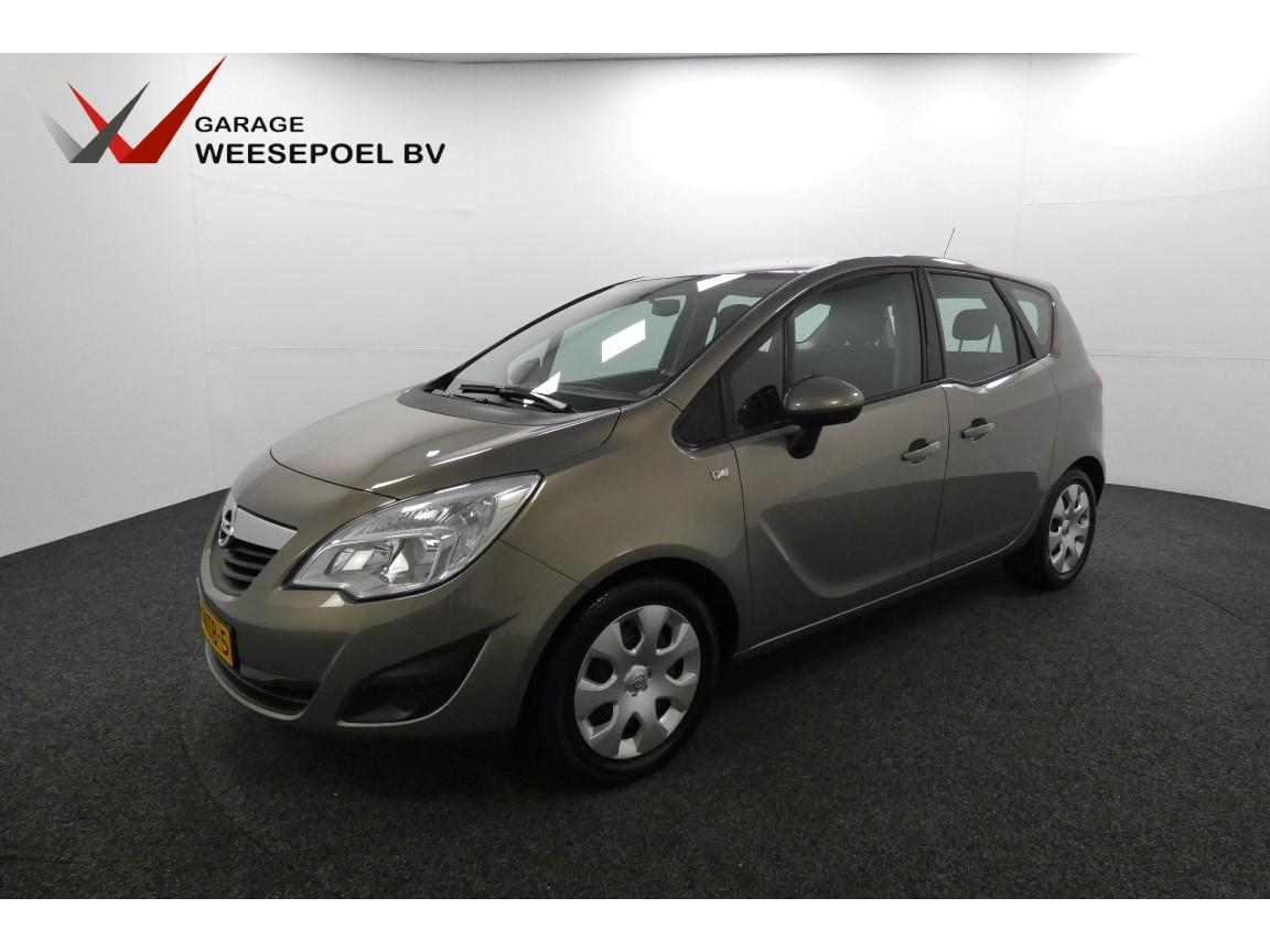 Opel Meriva 1.4 turbo 120pk edition