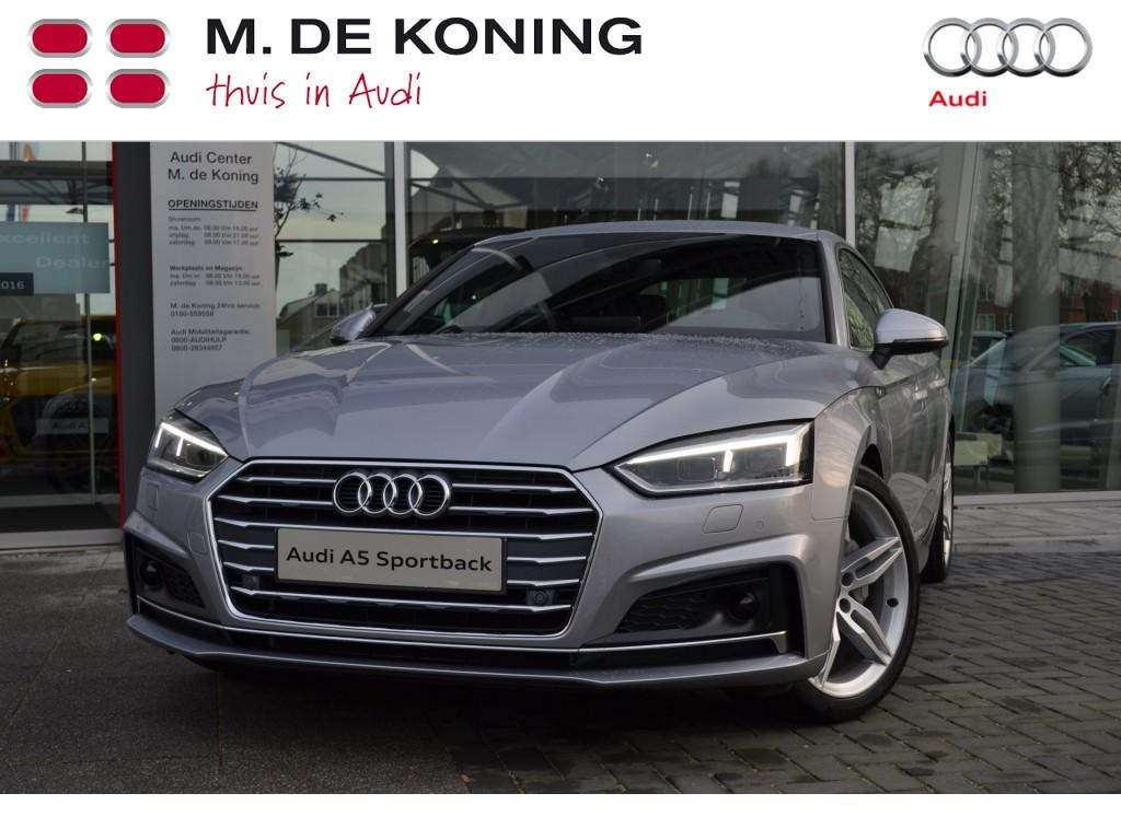 Audi A5 Sportback 2.0tdi launch edition