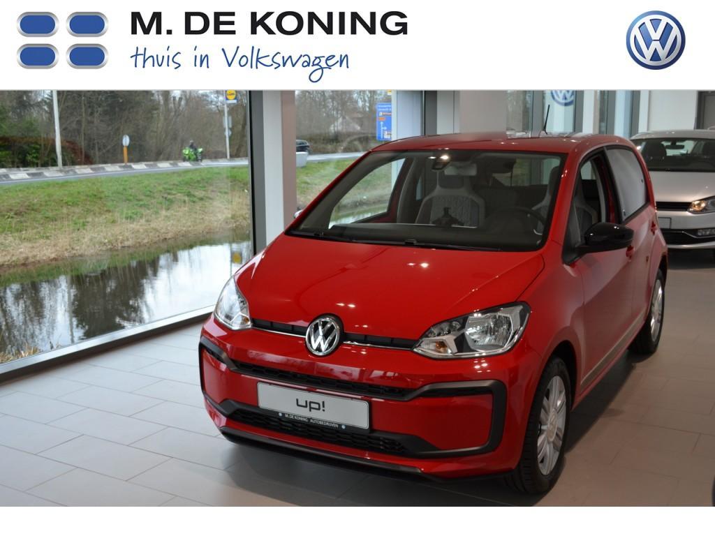 Volkswagen Up! 1.0 bmt up! beats met oa airco en cruise control