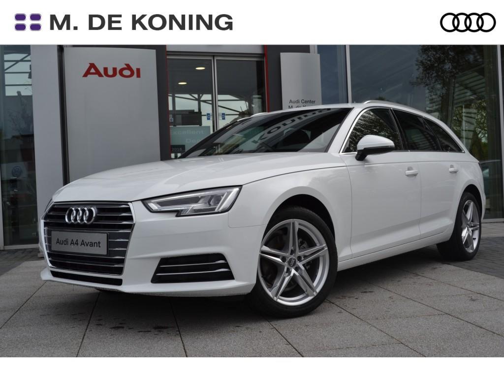 Audi A4 Avant 1.4tfsi/150pk lease edition s-tronic