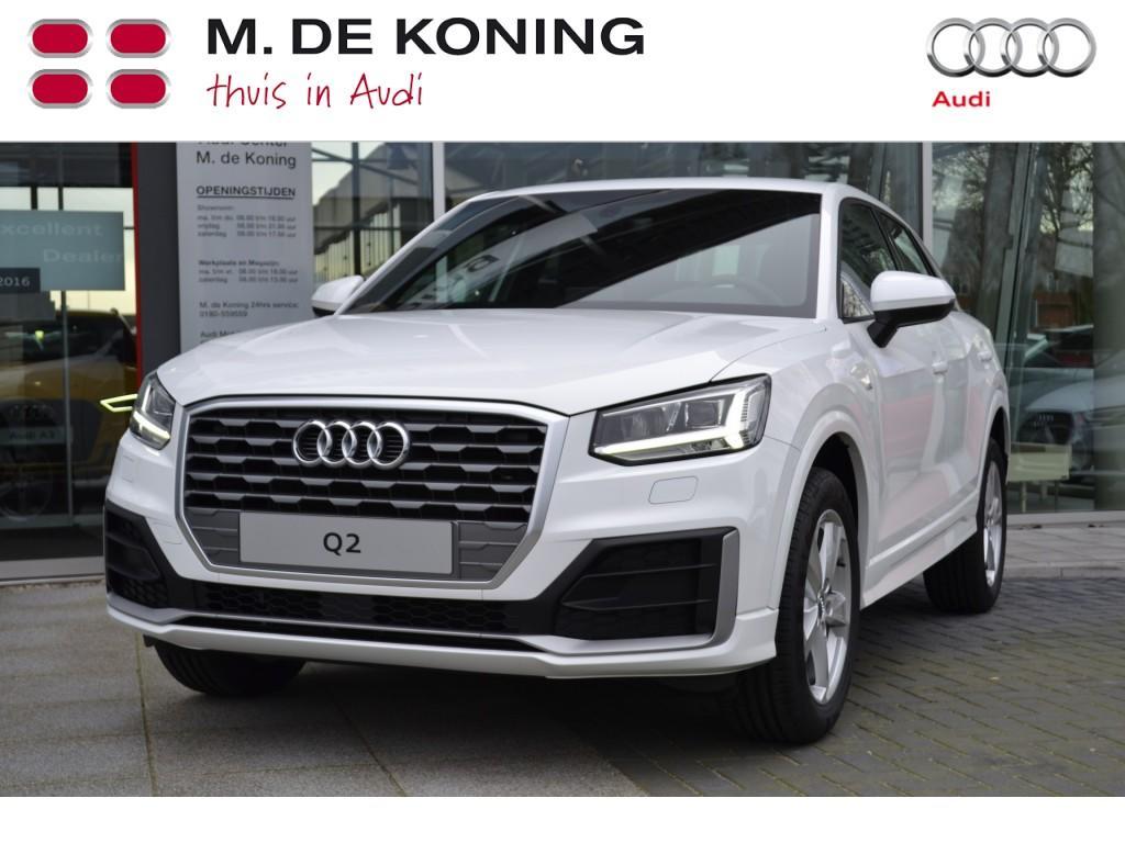 Audi Q2 1.0tfsi sport pro line s