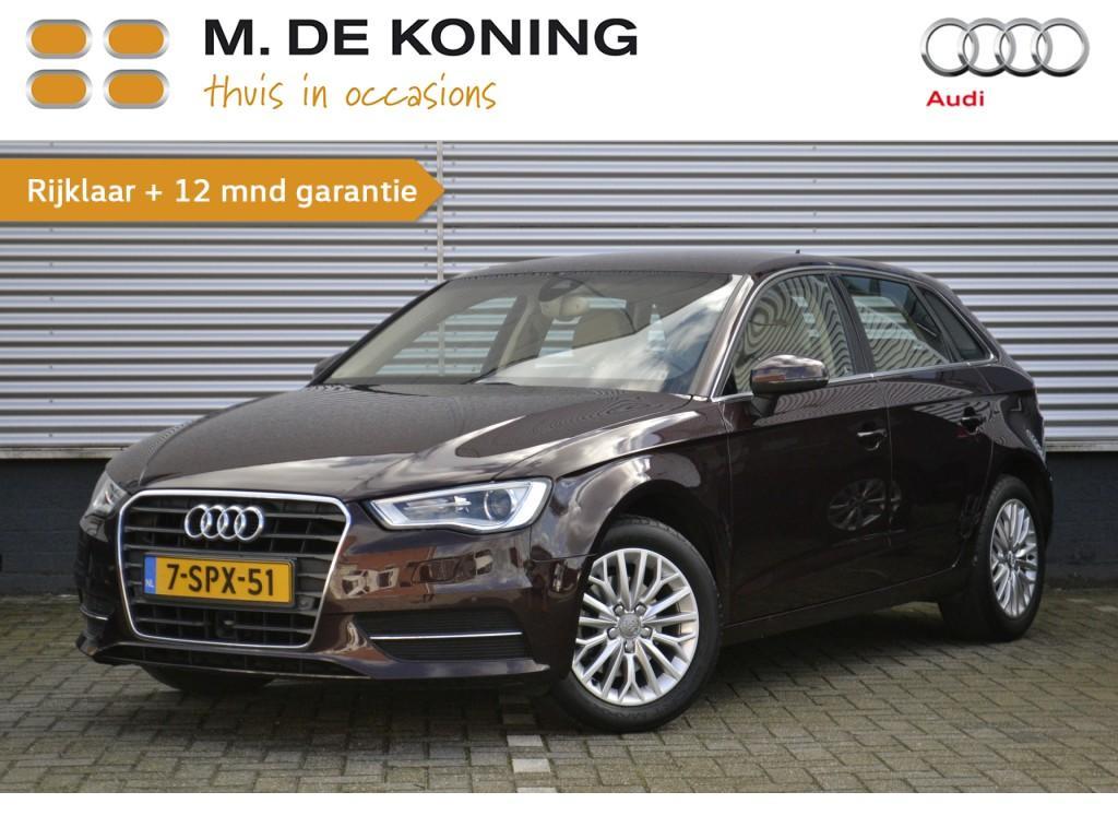 Audi A3 Sportback 1.4 tfsi cod ambiente pro line plus 140pk xenon, navigatie, b&o