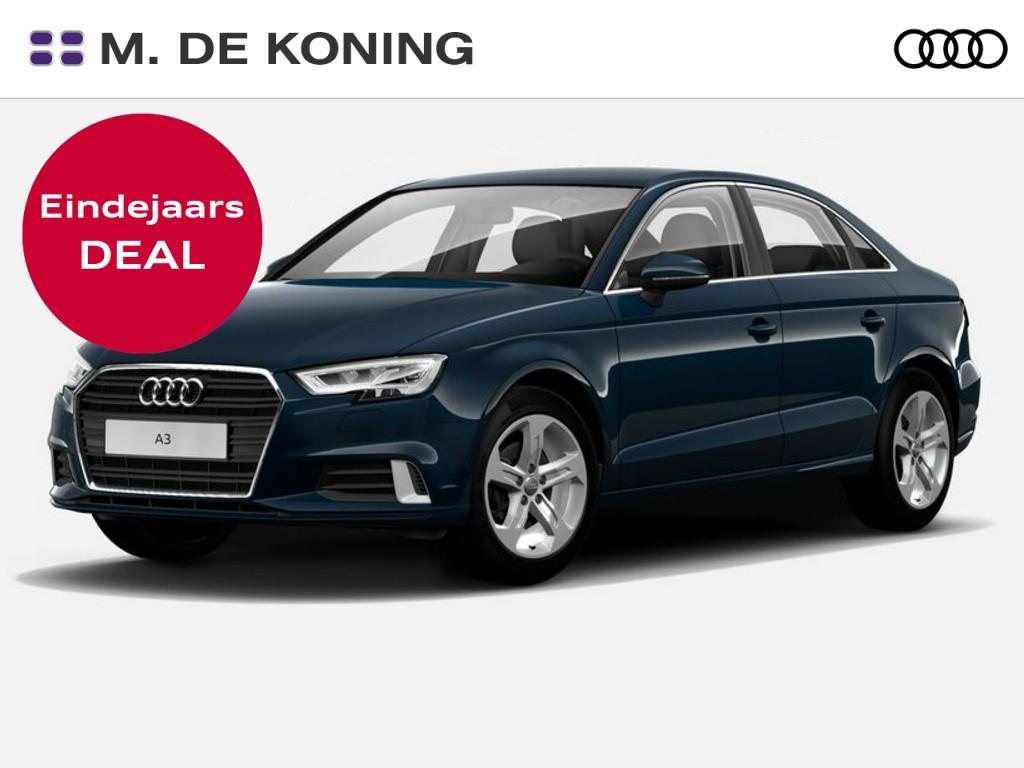Audi A3 Limousine 1.0tfsi/115pk lease edition · navigatiesysteem