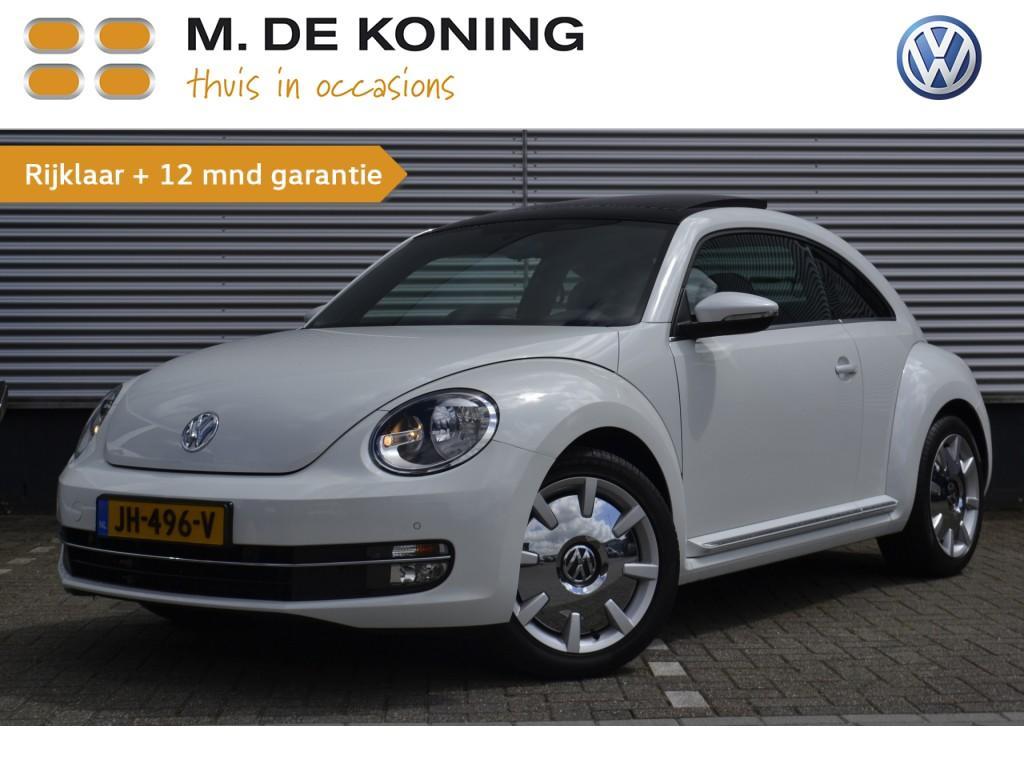 """Volkswagen Beetle 1.4 tsi 150 pk design pan dak. 18"""""""
