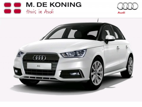 Audi A1 Sportback 1.0tfsi adrenalin