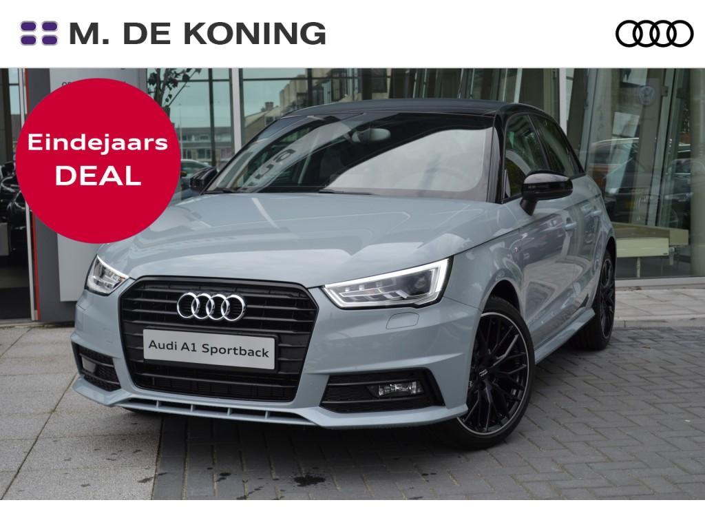 "Audi A1 Sportback 1.0tfsi/95pk adrenalin s-tronic · xenon verlichting · 17""lm velgen · s-line"