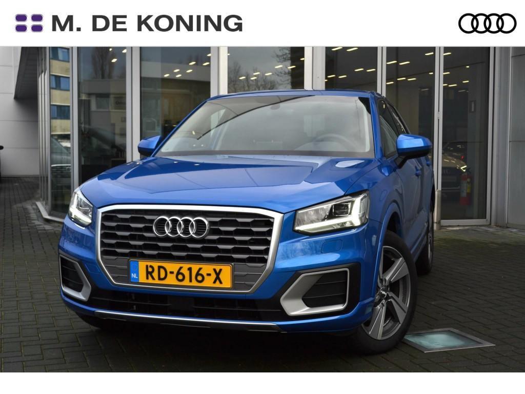 Audi Q2 1.0tfsi #limited s-tronic