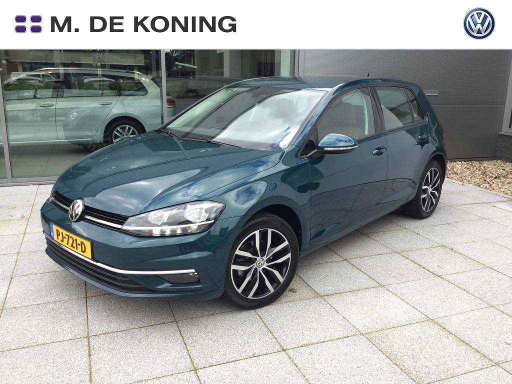 Volkswagen Golf Comfortline 1.0tsi/110pk · vw 70 jaar · leder - 17'' madrid velgen · dab+